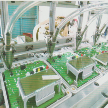 PCB Plate Automatic Screw Machine